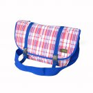 MB-SM8026-BLUE[Metropolis Style - RWB] Multi-Purposes Messenger Bag / Shoulder Bag