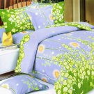 MH01038-2 [Dandelion Dream] 100% Cotton 7PC MEGA Comforter Cover/Duvet Cover Combo (Full Size)