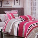 zt01002-2 [First Love] 100% Cotton 4PC Comforter Cover/Duvet Cover Combo (Full Size)