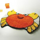 NAOMI-DA2132 [Crab] Kids Room Rugs (22 by 32 inches)