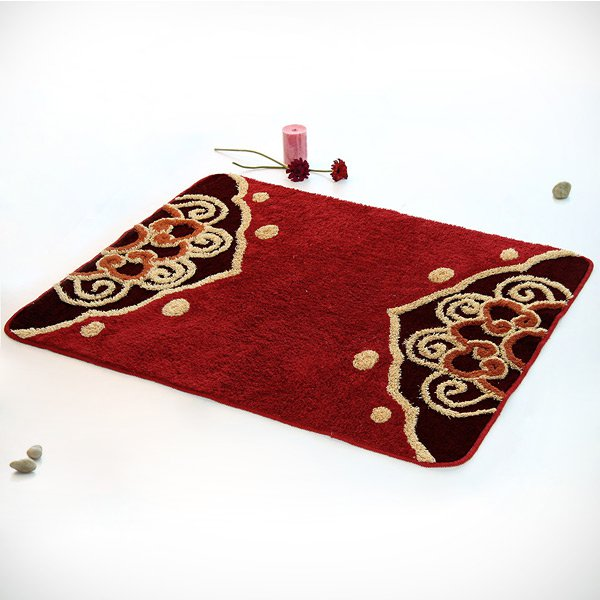 NAOMI-DA6712-1 [Royal Palace] Luxury Home Rugs(35.4 by 43.3 inches)
