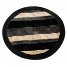 ONITIVA-RUG01056-CIR [Vectoria] Patchwork Rugs (35.4 by 35.4 inches)