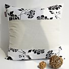 ONITIVA-DP020 [Fanstasy Meet] Linen Patchwork Pillow Cushion Floor Cushion (19.7 by 19.7 inches)
