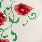 AIH-P1113-Roll Monthly Rose - Self-Adhesive Wallpaper Home Decor(Roll)