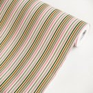 AIH-P1203-Roll Colorful Stripe - Self-Adhesive Wallpaper Home Decor(Roll)