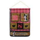 BN-WH010 [Cat & Heart] Coffee/ Wall Hanging/ Wall Organizers / Wall Baskets (14*20)
