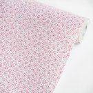 AIH-C1035-Swatch Pink Small Florals - Self-Adhesive Printed Window Film Home Decor(Sample)