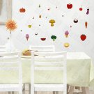 HEMU-DM-35-0018 Healthy Diet - Hemu Wall Decals Stickers Appliques Home Decor