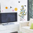 HEMU-HL-1214 Dusk - Wall Decals Stickers Appliques Home Decor