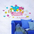 HEMU-HL-1245 Animal Friends-2 - Wall Decals Stickers Appliques Home Decor