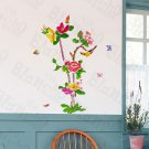HEMU-HL-1267 Full-Colour Tree - Wall Decals Stickers Appliques Home Decor