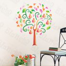 HEMU-HL-1301 Fairy Tree - Wall Decals Stickers Appliques Home Decor
