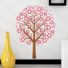 HEMU-HL-2107 Melody Tree - Large Wall Decals Stickers Appliques Home Decor