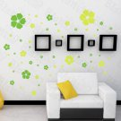 HEMU-HL-2132 Yellow Warm Flower - Large Wall Decals Stickers Appliques Home Decor