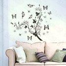 HEMU-HL-2176 Sakura Sake - Large Wall Decals Stickers Appliques Home Decor