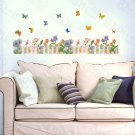 HEMU-HL-5651 Floral Dream - Large Wall Decals Stickers Appliques Home Decor