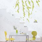 HEMU-HL-5839 Willow Tree - Large Wall Decals Stickers Appliques Home Decor