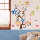 HEMU-HL-6826 Sheep & Tree - X-Large Wall Decals Stickers Appliques Home Decor
