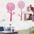 HEMU-HL-6847 Candy Tree - X-Large Wall Decals Stickers Appliques Home Decor