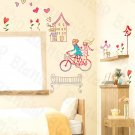 HEMU-HL-984 Driver's High - Wall Decals Stickers Appliques Home Decor