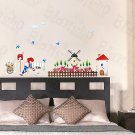 HEMU-HL-996 Without Word - Wall Decals Stickers Appliques Home Decor