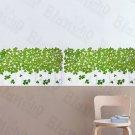 HEMU-LB-1641 Green Garden 3 - Wall Decals Stickers Appliques Home Decor