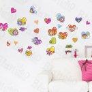 HEMU-LB-1648 Heat Catcher - Wall Decals Stickers Appliques Home Decor