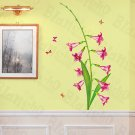 HEMU-LD-8029 Gorgeous Flowers - Wall Decals Stickers Appliques Home Decor