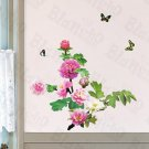 HEMU-LD-8030 Gorgeous Pink - Wall Decals Stickers Appliques Home Decor