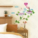 HEMU-SH-837 Newlywed - Wall Decals Stickers Appliques Home Decor
