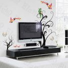HEMU-XS-055 Flying Birds - Large Wall Decals Stickers Appliques Home Decor