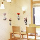 HEMU-ZS-030 Flower Select-1 - Wall Decals Stickers Appliques Home Decor