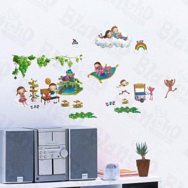 HEMU-ZS-067 Forest Friends - Wall Decals Stickers Appliques Home Decor