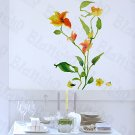 HEMU-ZS-089 Flower Decor-7 - Wall Decals Stickers Appliques Home Decor