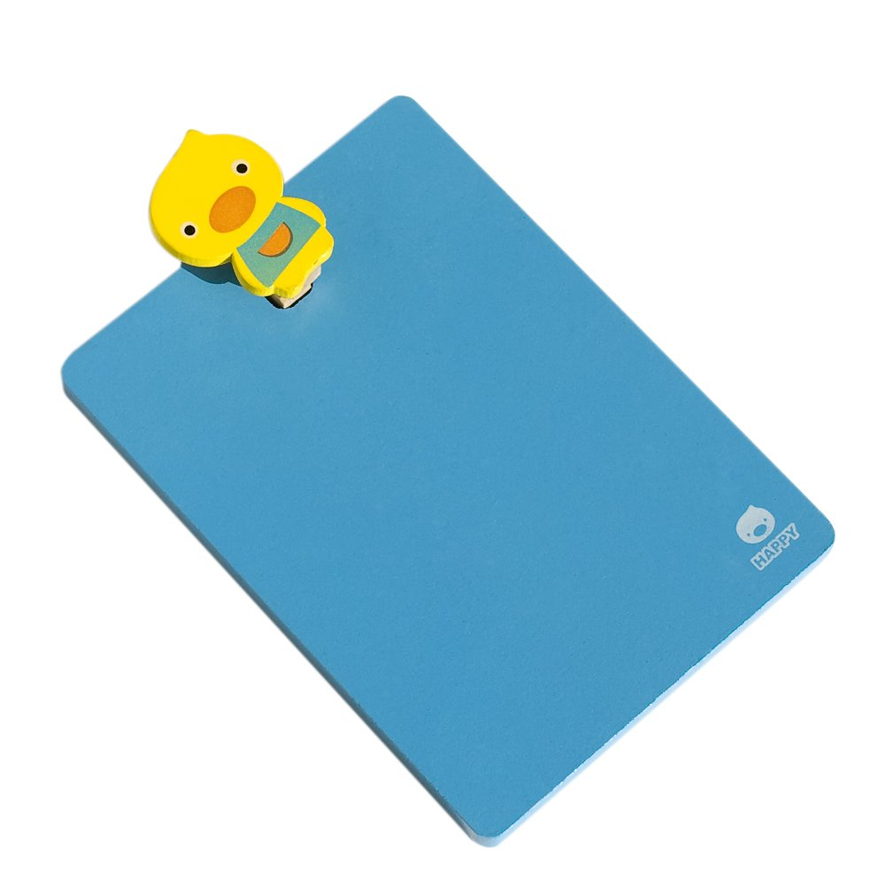 HC-RMC002-CHICKEN[Lovely Chicken] - Refrigerator Magnet clip / Magnetic Clipboard