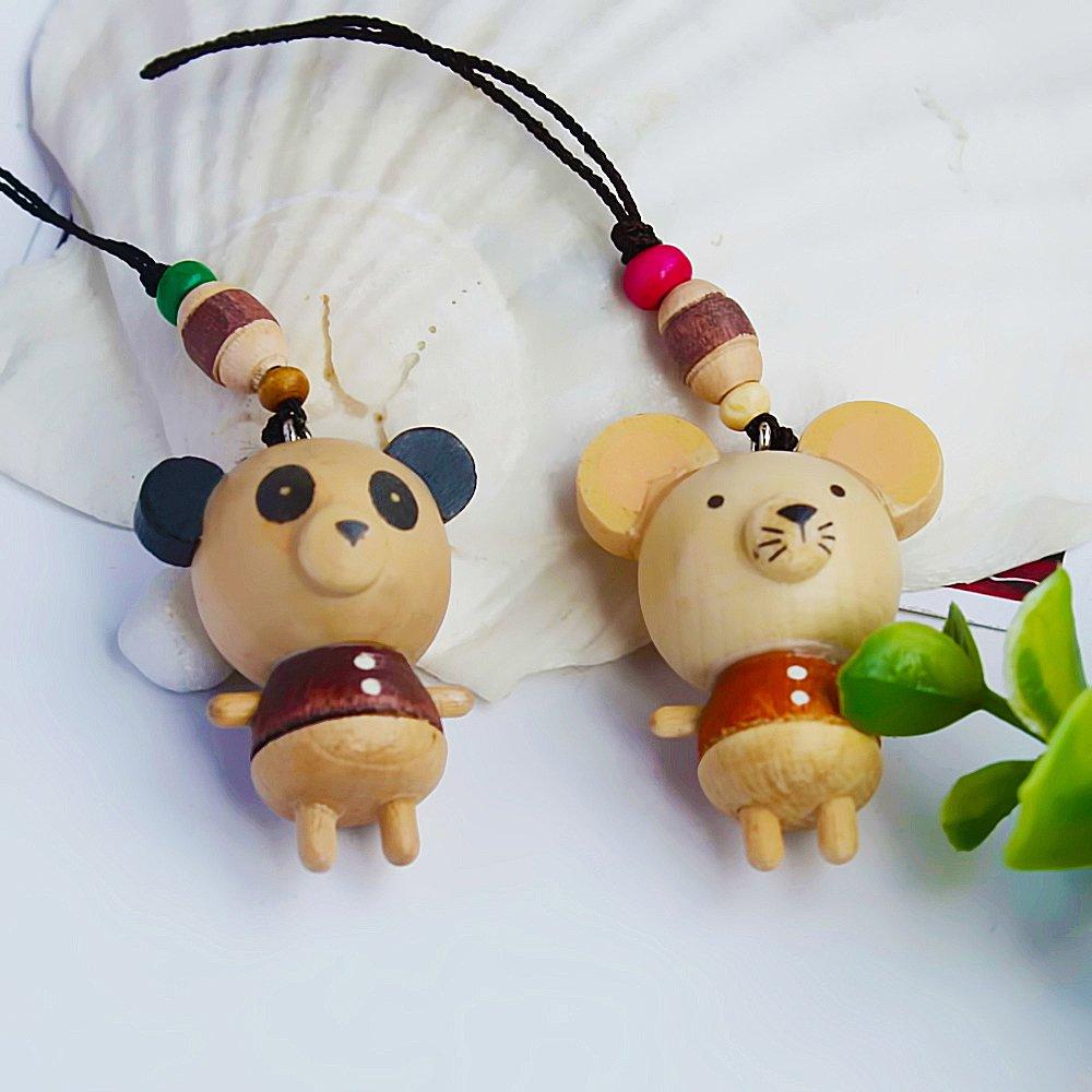 HC-C012-PAMO[Animal Paradise-6] - Cell Phone Charm Strap / Camera Charm Strap / Handbags Charms