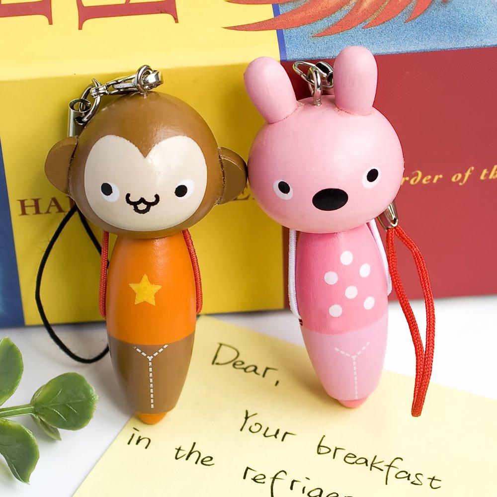 HC-C027-RAMO[Animal Pen-1] - Cell Phone Charm Strap / Camera Charm Strap / Handbags Charms