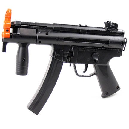 MP5k Full Metal Alloy Airsoft Gun