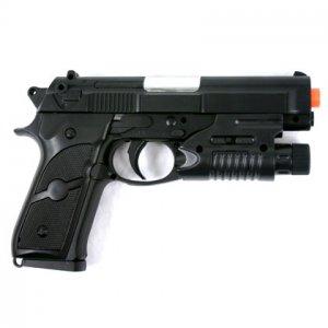 96FS Airsoft Laser Handgun