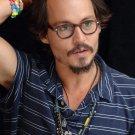 Retro Vintage Johnny Depp Eyeglasses Tortoise eyewear