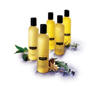 Aromatic Massage Oils