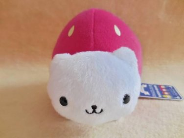 San-X Nyan Nyan Nyanko Strawberry Plush