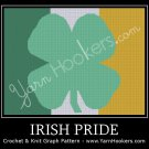 Irish Pride - Afghan Crochet Graph Pattern Chart