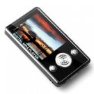 1.8 Inch Screen 2GB MP4 / MP3 Video / Audio Player with Earphone