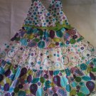 Adorable Sundress with Halter and Flower/Butterfly designs  Size 24 months
