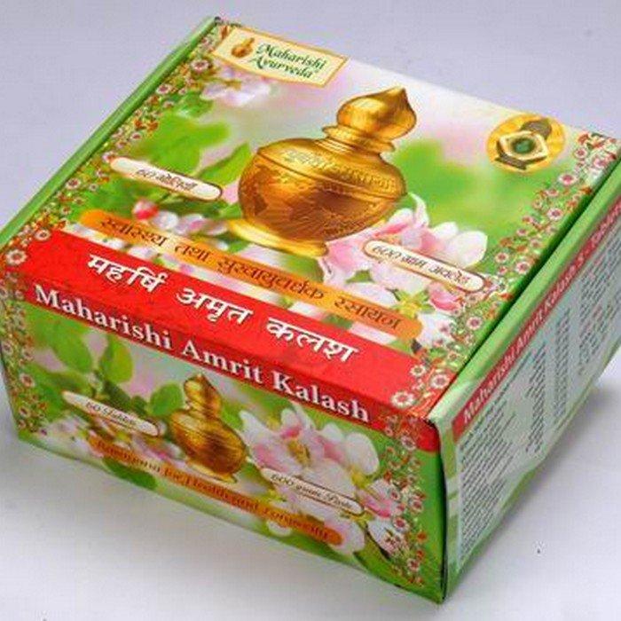 Maharishi Ayurveda Amrit Kalash Nectar and Tablets (600g paste and 60 tablets)