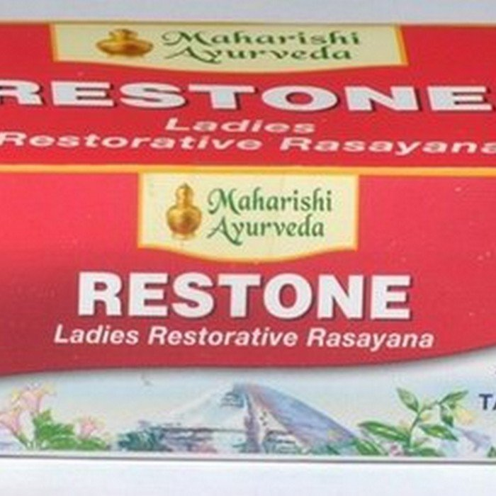 2 LOT X Maharishi Ayurveda Restone (100 Tablets)100mg