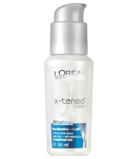 2 LOT X L'Oreal Professionnel X-tenso Care Straight Serum (50 ml X 2)