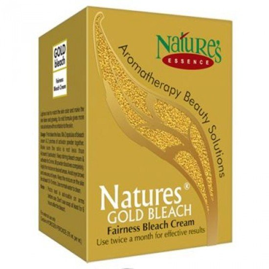 2 LOT X Nature's Essence Gold Bleach (85 g X 2)
