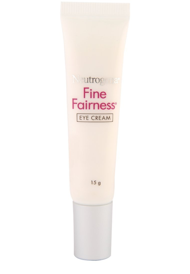 2 LOT X Neutrogena Fine Fairness Eye Cream (15 G X 2)